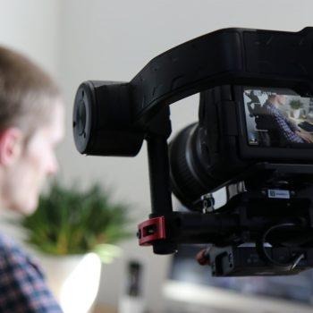 Videos und Filmproduktion für B2B Kunden