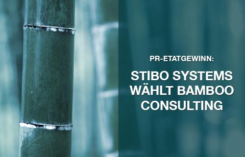 PR Etatgewinn: Stibo Systems wählt Bamboo Consulting