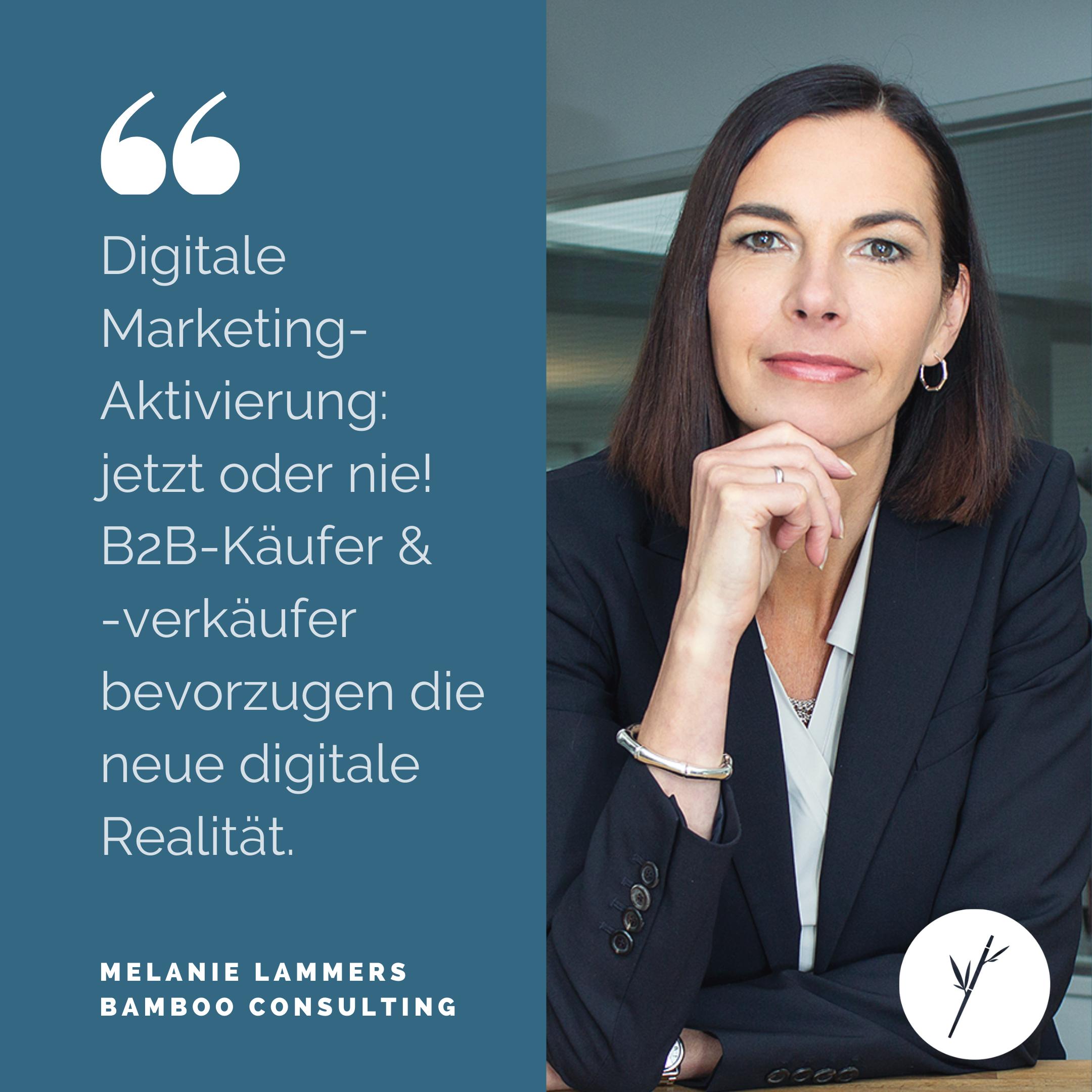 Digitale Marketing Aktivierung